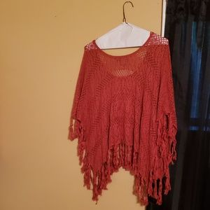 Cecico pullover Sweater bunt orange